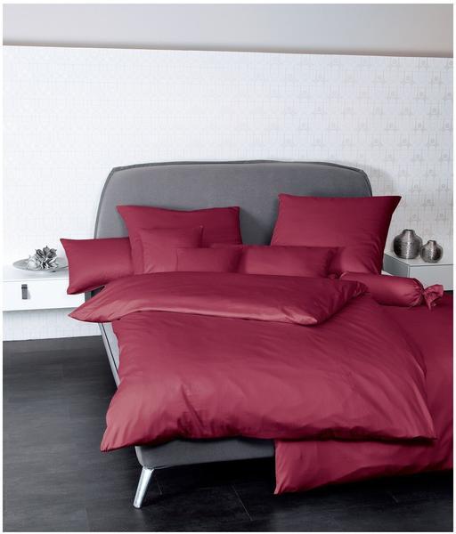 Janine Colors 31001 bordeaux 200 x 200 cm + 2 x 80 x 80 cm