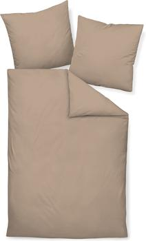 Janine Colors 31001/57 80x80+135x200cm taupe