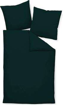 Janine Colors 31001/98 80x80+135x200cm schwarz