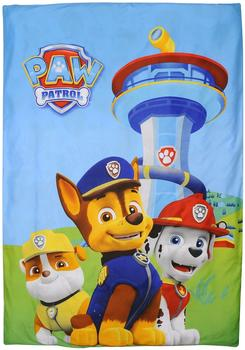 Character World Paw Patrol - Kinder Wende Bettwäsche Garnitur Friends 140 x 200 cm