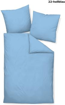 Janine Colors 31001 hellblau (200x220+2x80x80cm)