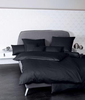 Janine Colors 31001 schwarz (200x220+2x80x80cm)