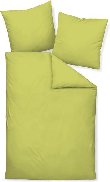 Janine Colors 31001/56 80x80+155x220cm apfelgrün