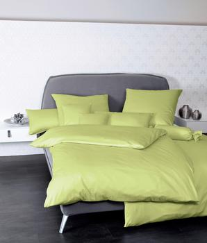 Janine Colors apfelgrün (200x220+2x80x80cm)
