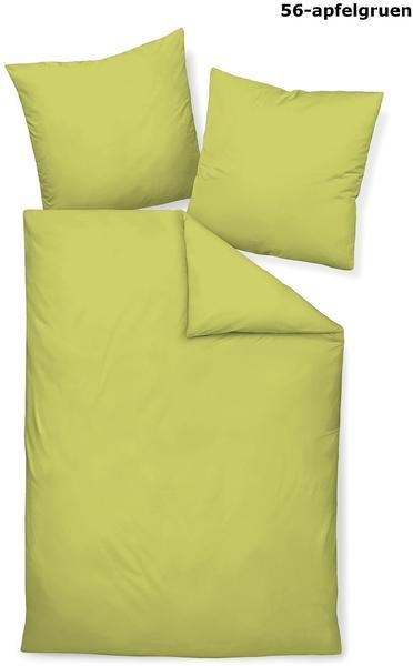 Janine Colors 31001 apfelgrün 200 x 200 cm + 2 x 80 x 80 cm