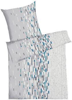 KAEPPEL Bettwäsche 776 silber (135x200+80x80cm)