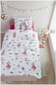 Beddinghouse Birthday Princess fairy pink (135x200+80x80cm)