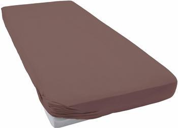 Schlafgut Frottee-Stretch Spannbetttuch 180x200-200x200cm