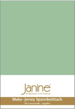 Janine 5007 Spannbetttuch 90x190-100x200cm lind