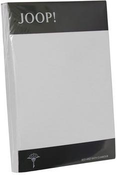 Joop! Spannbettlaken Mako-Jersey 180x200-200x200cm grey