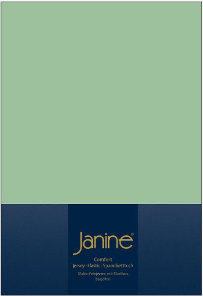 Janine Spannbetttuch Jersey 140x200-160x200cm 26 lind