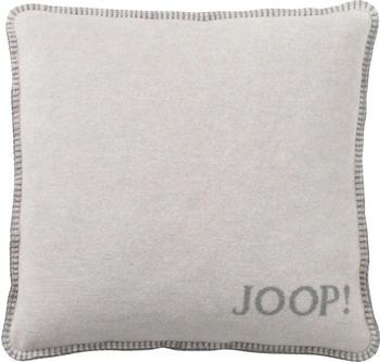 Joop! Uni Doubleface 50x50cm rauch/graphit