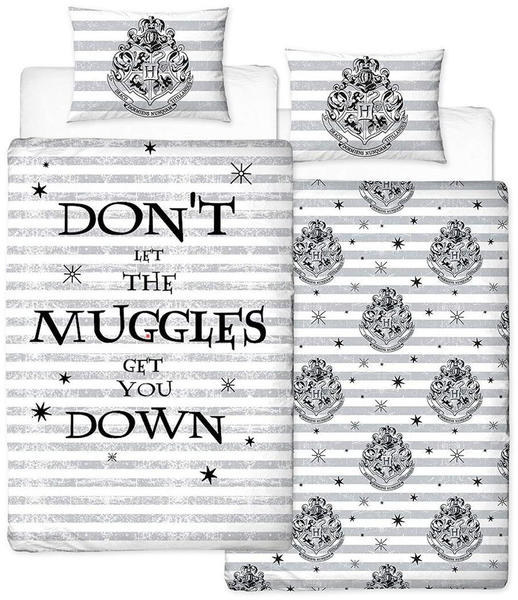 Character World Don't let The Muggles get You down 48x74+135x200cm