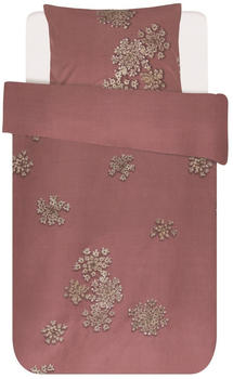 Essenza Lauren 80x80+155x220cm dusty rose