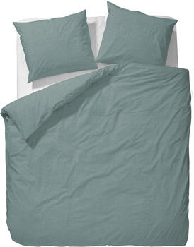 Essenza Guy 2x80x80+200x200cm sea green