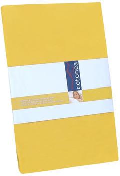 Cotonea Edel-Biber Spannbetttuch (60 x 120 cm)