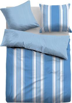 Tom Tailor Leon 80x80+135x200cm blue