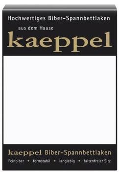 Kaeppel Biber Spannbettlaken (100 x 200 cm) L-016745