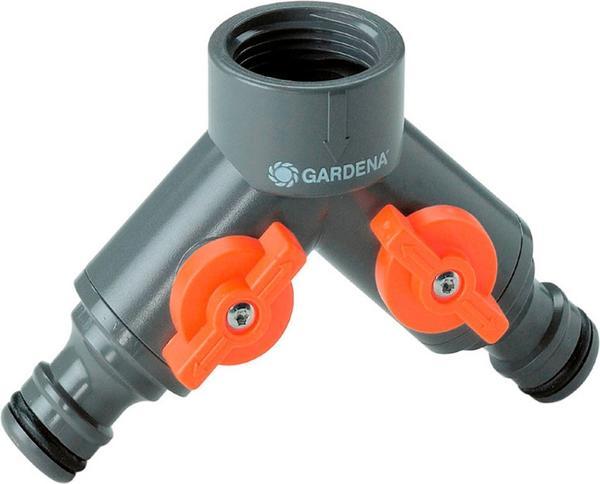 Gardena Zwei-Wege-Ventil 1