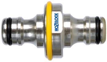 Hozelock Metall Doppelkupplung (2044)