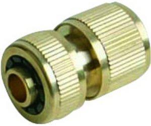 Silverline Tools Messing Schnellkupplung (868573)