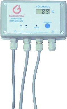 Garantia Füllstandsanzeige für Regenwasser-Erdtanks