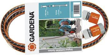 """Gardena Anschlussgarnitur Comfort Flex 1/2"""" - 1,5 m (18040-20)"""