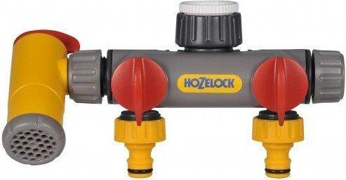 Hozelock Flowmax 3-facher Wasserverteiler