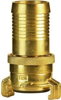 SaniFri Saug- und Hochdruckkupplung Messing (470010163)