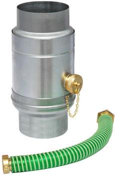 Grömo Wassersammler DN 100 mit Schlauchpaket ø100mm (62678)