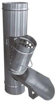 Grömo Laubfalle DN 80 mit Laubfangkorb ø80mm (62795)