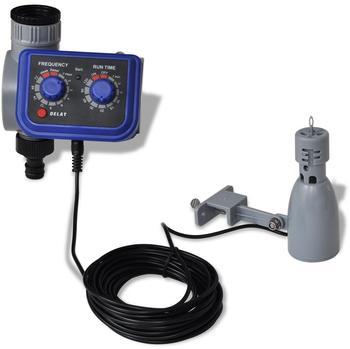 vidaXL Bewässerungscomputer mit Regensensor (41194)