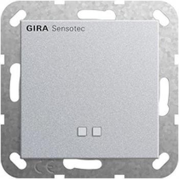 Gira Sensotec System 55 mit Fernbedienung Alu (236626)
