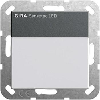 Gira Sensotec LED System 55 mit Fernbedienung anthrazit (236828)