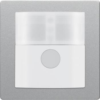 Berker Bewegungsmelder 2,2 m Q.1/Q.3/Q.7 85342124 alu samt, lackiert