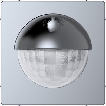 Merten Argus 180 UP Sensor-Modul mit Schalter Edelstahl