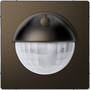 Merten Argus 180 UP Sensor-Modul mit Schalter Moccametallic