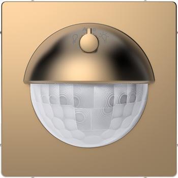 Merten Argus 180 UP Sensor-Modul mit Schalter Champagnermetallic