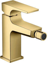 Hansgrohe Metropol mit Push-Open polished gold (32520990)