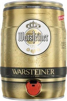 Warsteiner Partyfass 5l