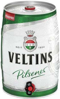 Veltins Pilsener Party-Fass 5l