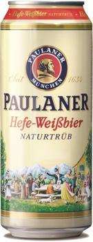 Paulaner Hefe-Weißbier Naturtrüb 0,5l Dose