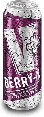 Veltins V+ Berry 0,5l Dose