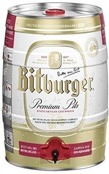 Bitburger Premium Pils Partyfass 5l