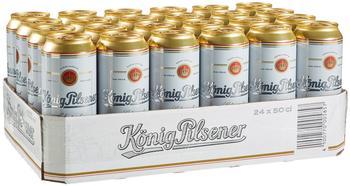 König Pilsener Premium Pils 0,5l Dose