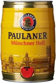 Paulaner Münchner Hell Partyfass 5l