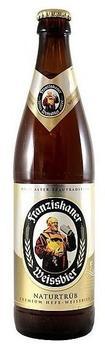Franziskaner Weissbier Naturtrüb 0,5l