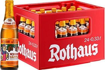 Rothaus Hefeweizen 24x0,33l Kasten