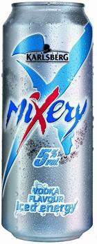 Karlsberg MiXery Flavur Iced Blue 0,5l Dose