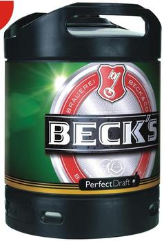 Beck's Pils 6l Perfect Draft